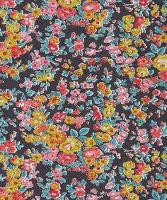 Liberty art Fabrics Tatum D Tana Lawn Cotton | Fabric | Liberty.co.uk