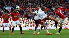 Wayne Rooney pięknie pokonał bramkarza w Premier League • Manchester United vs Aston Villa • Zobacz gola z półobrotu Anglika >>