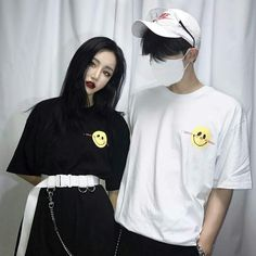 Korean Fashion Trends you can Steal – Designer Fashion Tips Boy And Girl Best Friends, Korean Best Friends, Guys And Girls, Mode Ulzzang, Ulzzang Korean Girl, Ulzzang Couple, Matching Couple Outfits, Matching Couples, Ulzzang Fashion