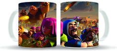Caneca Clash of Clans