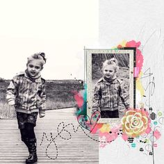 Credits Photos | 30 04 2013 Artsy Bits & Paper | March memory in a box by NBK Designs Artified Frames | March memory in a box by NBK Designs