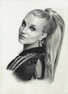 Britney Spears - Scream and Shout by Charlzton on DeviantArt