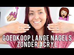 Goedkoop lange nagels ❤ zonder acryl | Beautygloss
