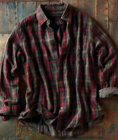 Carbon 2 Cobalt Men& Sz S Upper Echelon Plaid Shirt Double Layer & Xlnt& Condition is Pre-owned. Shipped with USPS First Class Package.s Sz S Olive& Red& Plaid. Cool Shirts For Men, Create Shirts, Herren Outfit, Shirt Jacket, Men Casual, Mens Fashion, Mens Tops, Soft Layers, Men's Shirts