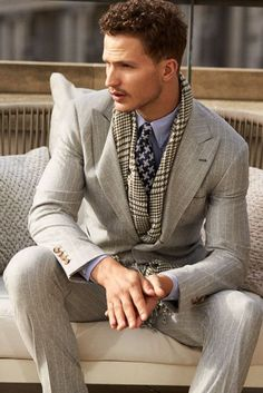 The best suits of the season from Italy's finest tailoring houses