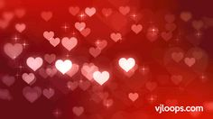 A lovely red #background ✨❤️‍✨ #vjloops #love #valentines #hearts #stockfootage #animation #valentinesday #amor #red #adagency