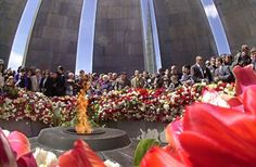April 24 – Remembrance of Victims. In 1965 the memorial monument Tsitsernakaberd was built in memory of the victims of the genocide, and it became an integral part of architecture of Yerevan becoming a sacred place.