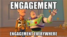 Toy Story #Engagement #Memes #SocialMedia