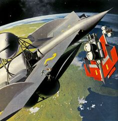 chesley bonestell - Google Search