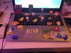 Eraser collection!
