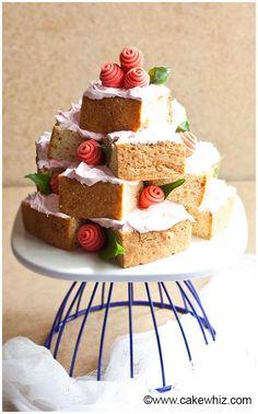 DIY Cake Tower