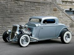 1934 Ford Coupe - Twist Of Fate