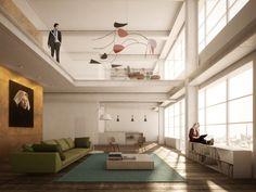 Loft in De Meelfabriek - Peter Zumthor