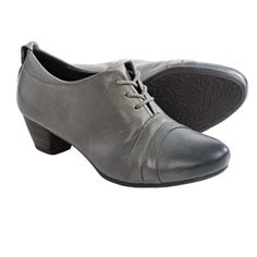 Josef Seibel Amy 11 Lace Shoes - Leather (For Women) in Taupe