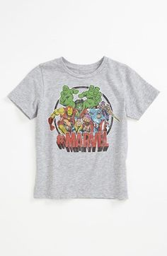 COMICON FEVER! Get your Mighty Fine 'Marvel®' T-Shirt (Little Boys) available at #Nordstrom
