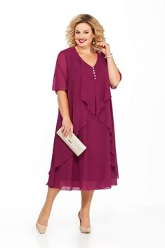 Fashion Shoes, Fashion Dresses, Frocks, Plus Size Outfits, Plus Size Fashion, Party Dress, Cold Shoulder Dress, Short Sleeve Dresses, One Piece