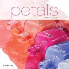 ZOYA :: Petals - Spring 2016 - Album on Imgur