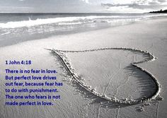 There is no fear in love #health #beGoodToYourself