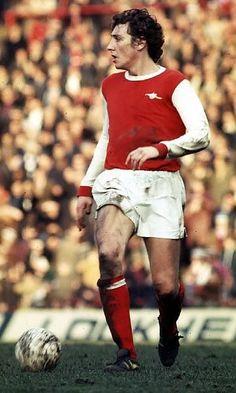 Sammy Nelson Arsenal 1976