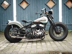 Old school bike.