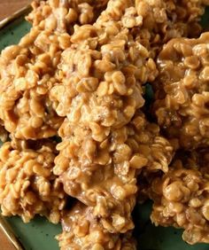 Peanut Butter Cereal Cookies | 19 Peanut Butter Recipes That'll Take You To Heaven And Back
