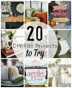 20 Fall DIY Projects To Try