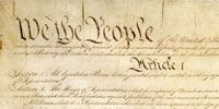 National Archives Workshop - US Constitution