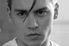 When he shed a single tear in Cry-Baby and you lost your mind. For Everyone Whose Sexual Awakening Was Caused By Johnny Depp Johnny Depp Cry Baby, Young Johnny Depp, Cry Baby 1990, Cry Baby Movie, Eleven Paris, Channing Tatum, Johnny Depp Joven, Junger Johnny Depp, Jean Jacques Goldman