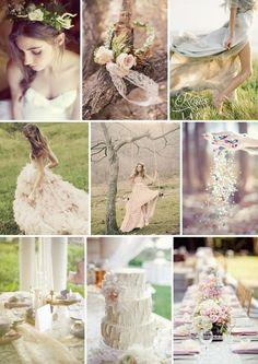 Woodland Wedding Cake Midsummer Night S Dream From Blovedweddings Uk Blog Decorated Cakes Pinterest And Babies