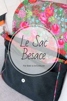 Le Sac Besace - Lilly is Love Girl Dress Patterns, Blouse Patterns, Bucket Bag, Maxi Dress Tutorials, Fleece Hats, Pattern Drafting, Sewing Projects, Diy And Crafts, Crochet
