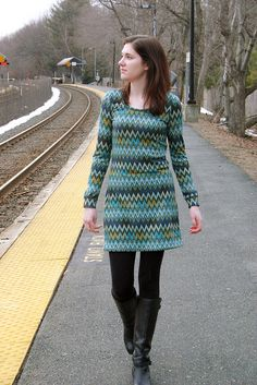 renfrewdress1 by stitchstitch, via Flickr