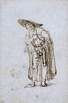 Erotic rembrandt sketchbook