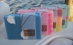 Alegna Soap® Laney Line soaps