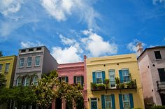 charleston - want to go back