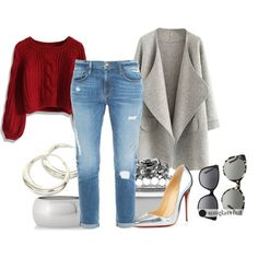 Celebrate in Every Shade with Sunglass Hut: Contest Entry by kioriknight on Polyvore featuring Chicwish, Frame Denim, Christian Louboutin, Alexander McQueen, Georg Jensen, Express, Tory Burch and Michael Kors