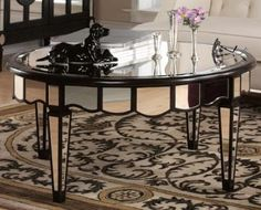 $349.  sale  20h x 42w  Reflections Empire Coffee Table