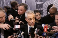 In Rahm Emanuel's Chicago Surveillance State, Controlling the Data Is Key