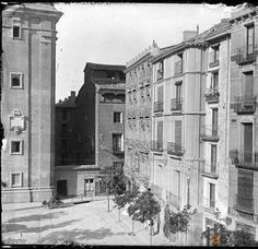 Plaza del Pilar, inicio de la Calle del Pilar
