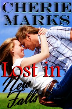 A Girl and Her Kindle: Lost in New Falls by Cherie Marks Review