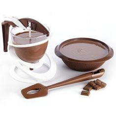 Choc Colata sjokolade-sett fra Silikomart