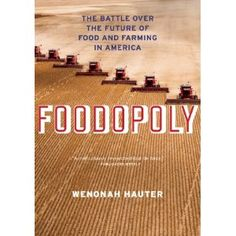 """Visit The Bookshelf at Midtown for their monthly reading series, Off the Shelf, featuring """"Foodopoly"""" tonight, May 6th, 2013."""