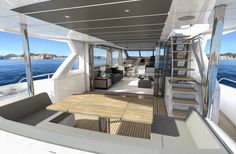Sunseeker 76 Yacht - Performance, style and space
