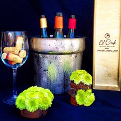 #vino #wine #flower #flor #corchos #elcielo #valle #rutadelvino #valledeguadalupe #ensenada #baja #fiesta #botella