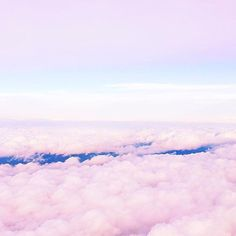 Cotton candy views by @randomactsofpastel #candyminimal by candyminimal