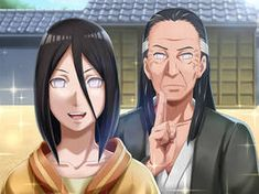 Hanabi y Hiashi by AiKawaiiChan