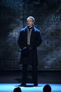 "Tony awards 2014: Ramin Karimloo from ""Les Miserables"" performing"