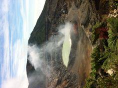 Poas Volcano in Heredia Costa Rica!