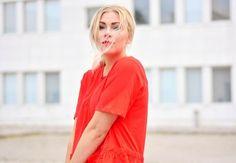 pieni ihastus punaiseen Bell Sleeves, Bell Sleeve Top, Tops, Women, Fashion, Moda, Fashion Styles, Fashion Illustrations, Woman