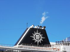 MSC Sinfonia - Cape Town South Africa