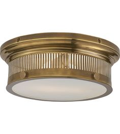 Alderly Flush Mount designed by E. Bronze or antique-burnished brass finish. height, width, 2 - 60 C wattage. Enjoy free standard shipping on our designer lighting at Circa Lighting! Glass Bulbs, Visual Comfort Lighting, Ceiling Lights, Polished Nickel, Lights, White Glass, Light, Glass, Visual Comfort